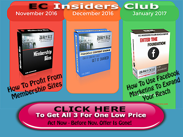 insiders club internet marketing
