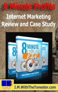 8 minute profits review and case study