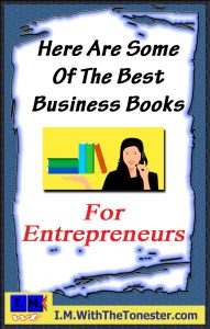 best business books for entrepreneurs image